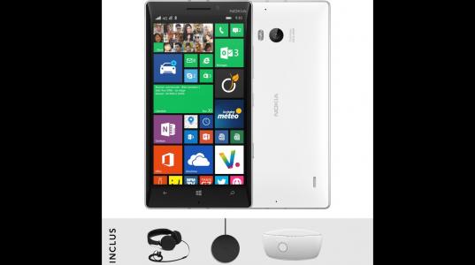 [Bon Plan] Nokia Lumia 930 avec accessoires : 120� d'�conomies