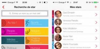 On Air : l'application qui repère les stars