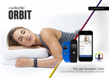 Runtastic, l'application sort un bracelet connecté Orbit