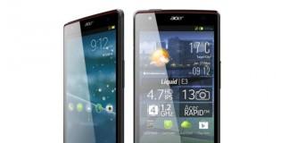 [Test] Acer Liquid E3, le concurrent du Motorola Moto G ?