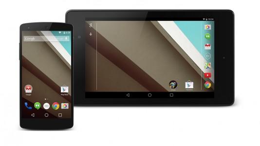 [Smartphones] Android L : qui aura la mise � jour ?