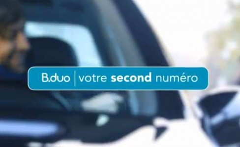 [Bouygues Telecom] B.duo : une SIM mais deux num�ros !