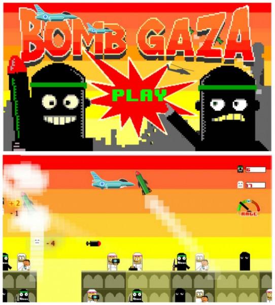 [Application] Google retire le jeu Bomb Gaza