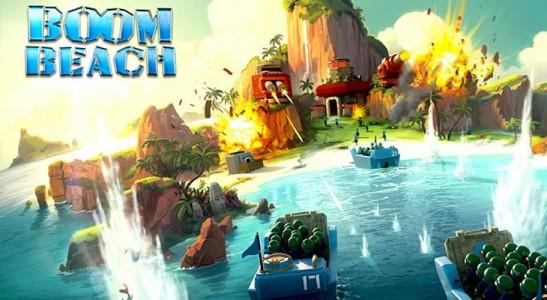 [Application] Défendez votre île paradisiaque avec Boom Beach