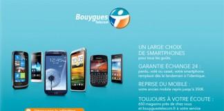 [Bon Plan] Bouygues Telecom : les meilleures ventes