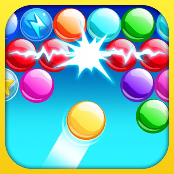 bubble mania 600x600 - Les meilleures applications Android du mois de Juillet 2014