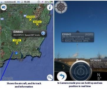 Flight Radar 24 : suivez le trafic aérien en temps réel