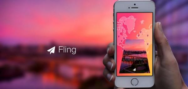 Fling: la messagerie sociale à travers le monde