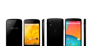 [Meilleur Prix] Google Nexus 4/Nexus 5 : où les acheter en ce 21/08/2014 ?