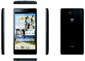 Test Huawei Ascend G740