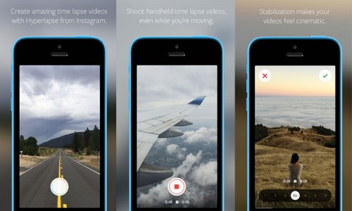[Application] Hyperlapse : le time-lapse en mouvement