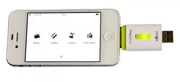 [Accessoire] i-USBKey, une clef pour iPhone