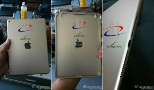 iPad Air 2 : les premières images