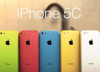 [Apple] Un iPhone 5C à - d'1€ !