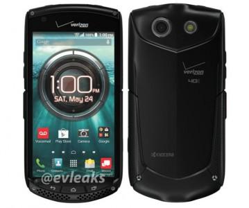 Saphir : premier smartphone sous Android
