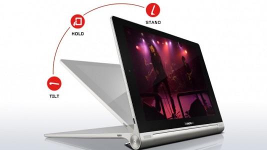 [Test] Lenovo Yoga Tablet 10 , la tablette qui si tient � une main