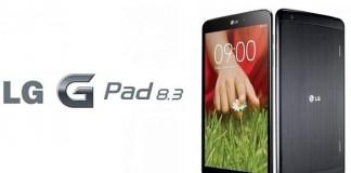[Test] LG G Pad 8.3, un retour réussi dans les tablettes ?