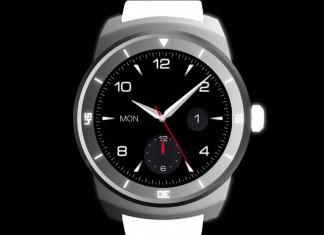 [Montre connectée] Une LG G Watch ronde !