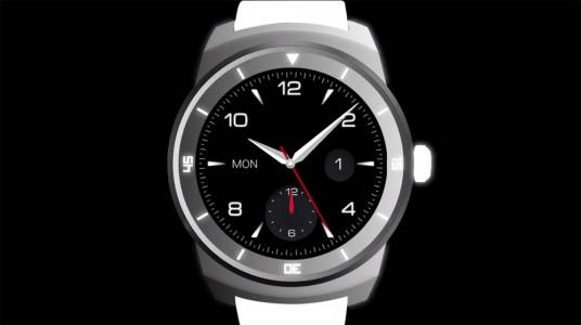 [Montre connectée] Une LG G Watch ronde !