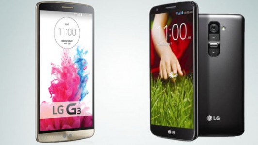 [Meilleur Prix] LG G2 /LG G3 : où l'acheter en ce 26/08/2014 ?