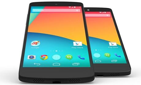 [Meilleur Prix] Google Nexus 4 /Nexus 5 : où les acheter en ce 14/08/2014 ?