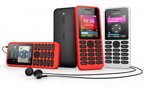 Nokia 130 : un téléphone à 19€ avec 36 jours de batterie !