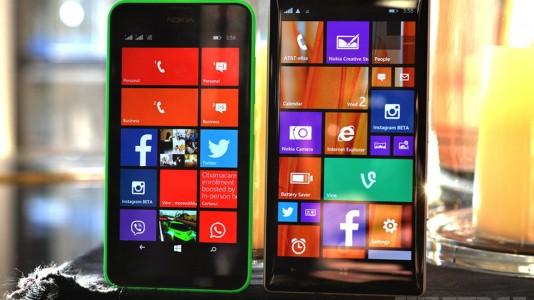 [Meilleur prix] Nokia Lumia 635 - 930 - 1020 : o� les acheter en ce 15/08/2014 ?
