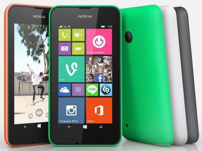 [Bon plan] Le Nokia Lumia 530 à 99€ chez Amazon