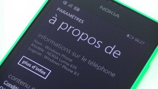 [Tutoriel] Nokia Lumia 635 : que faire s'il ne d�marre pas ?