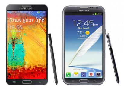 [Meilleur prix] Samsung Galaxy Note 2 /Galaxy Note 3 : où les acheter en ce 14/08/2014 ?