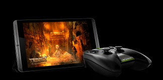 Test Nvidia Shield Tablet
