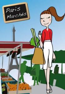 paris marché 208x300 - [Paris] Les meilleures applications qu'un parisien doit avoir