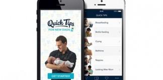 [Application] Quick Tips vient en aide aux pères désemparés