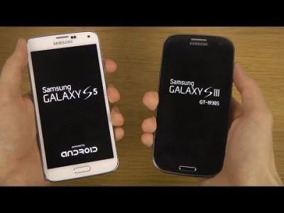 [Meilleur prix] Samsung Galaxy S5 / Samsung Galaxy S3 : o� les acheter en ce 27/08/2014 ?