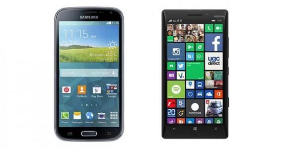 [Comparatif] Samsung Galaxy K Zoom vs Nokia Lumia 930