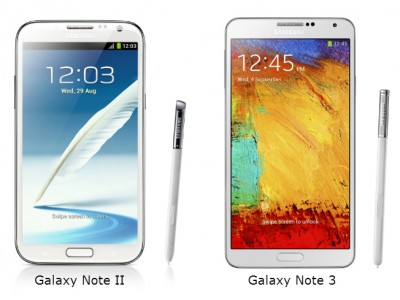 [Meilleur prix] Samsung Galaxy Note 2/Galaxy Note 3 : o� les acheter en ce 07/08/2014 ?