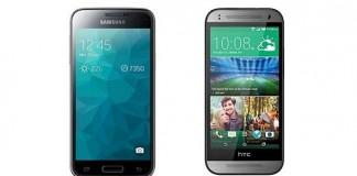 [Comparatif] Samsung Galaxy S5 Mini vs HTC One Mini 2