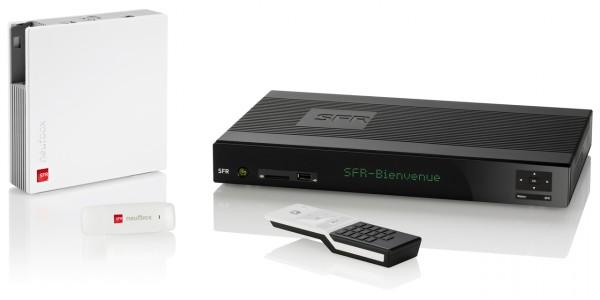 SFR : quelle box ADSL choisir ?