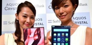 [Smartphone] Sharp débarque sur les hauts de gamme