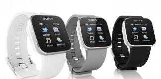 [Test] Sony SmartWatch, l'une des premières