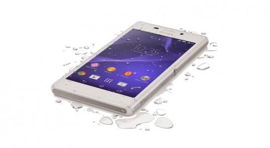 [Smartphone] Sony Xperia M2 devient étanche !