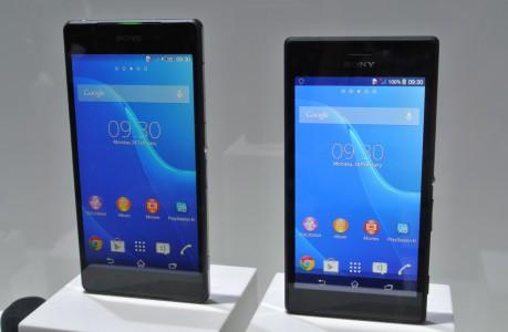 [Meilleur Prix] Sony Xperia Z2/Xperia M2 : où les acheter en ce 15/08/2014 ?