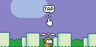[Jeu] Après Flappy Birds, voici Swing Copters