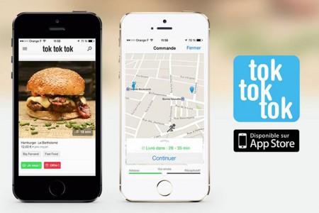 [Application] Tok Tok Tok, la livraison de vos envies à domicile