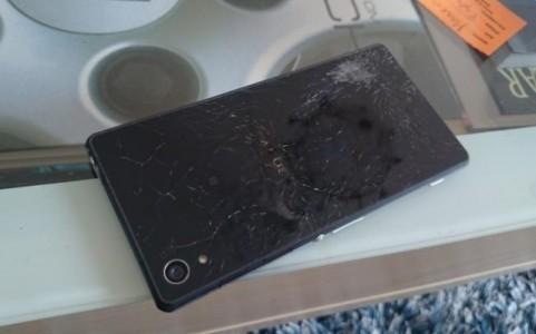Un Sony Xperia Z2 survit après 6 semaines dans l'océan