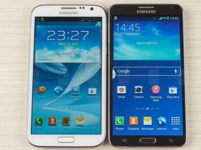 Samsung Galaxy Note 3 / Note 2 : o� les acheter au meilleur prix ce 20 septembre 2014