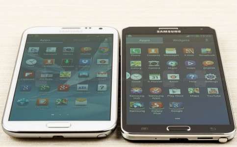 Samsung Galaxy Note 3 / Note 2 : o� les acheter au meilleur prix ce 27 septembre 2014