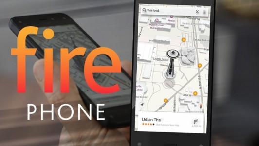 Test Amazon fire phone, un bide ?