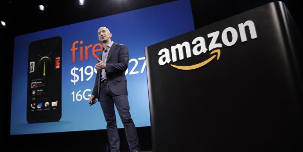 [Smartphone] L'Amazon Fire Phone à 99 centimes !