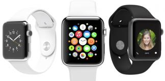 Apple Watch : ses caractéristiques dévoilées ?